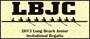 2013 Long Beach Junior Invitational Regatta