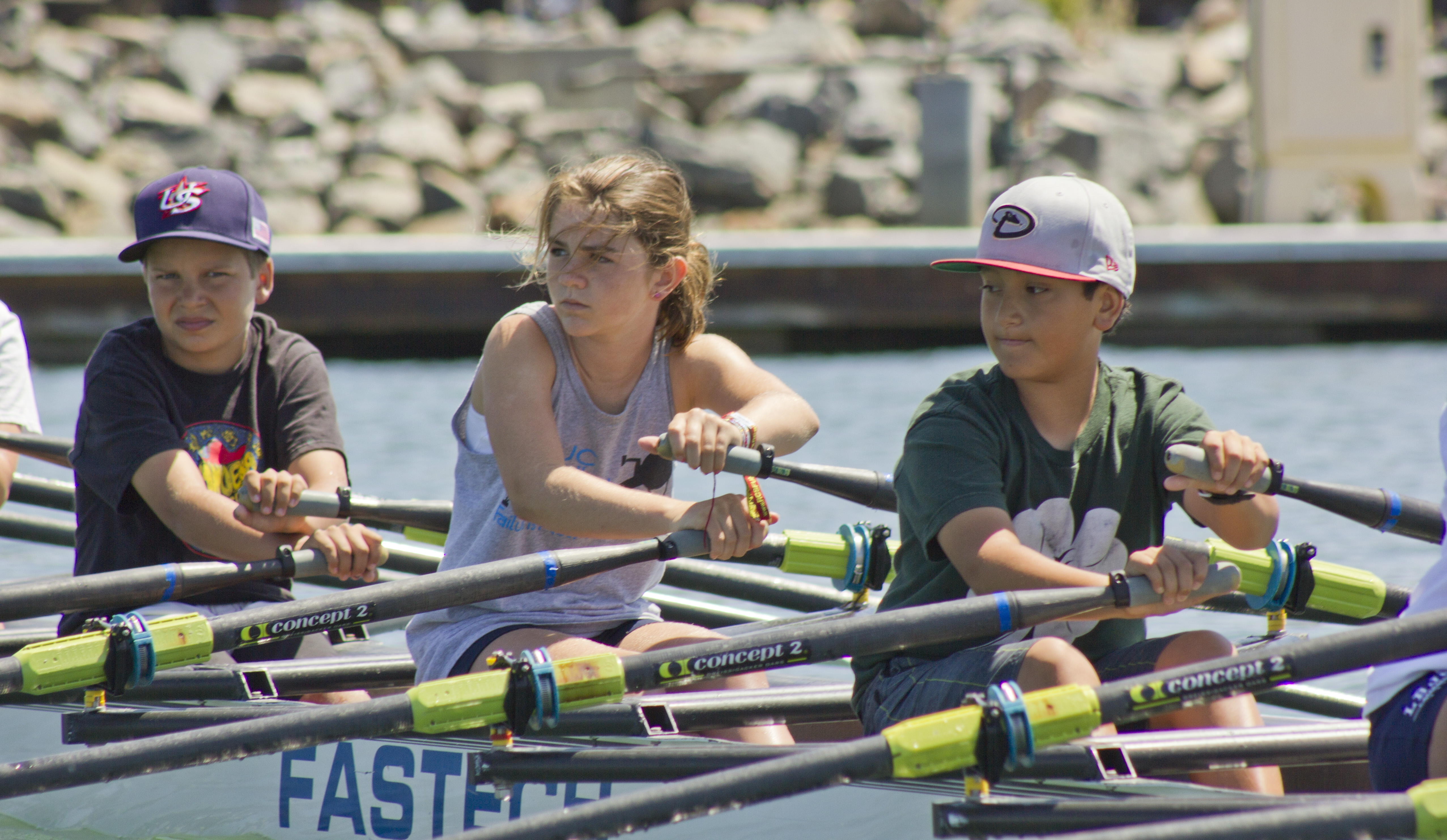 Beginner Rowing Camps