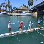 Learn to Row Camp Long Beach Junior Crew Summer Rowing Camps